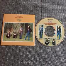 The Beatles  CD Single Card  Sleeve Ballad of John & Yoko / Old Brown Shoe