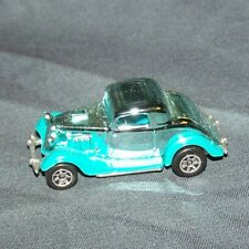 Collectible Vintage Hot Wheels Car- Teal- 1979