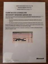 Microsoft Windows Server 2012 R2 Device / Geräte 5CAL Erweiterungslizenz NEU!!!