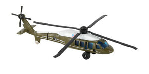 Daron Runway24 Diecast Metal Toy w Runway Section - UH60 Presidential Helicopter