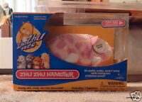 ZHU ZHU HAMSTER PETS POOKIE  #86122  Dated 2010 Fast Free Shipped