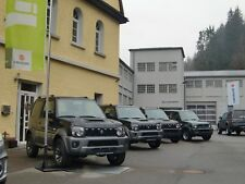 Suzuki Jimny Sitzschienenverlängerung