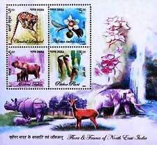 India 2005 MS Flora & Fauna  @ Rs 75/- Lowest Rate on ebay