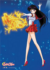 *NEW* Sailor Moon: Sailor Mars Attack Wall Scroll by GE Animation
