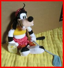 """Fisher Price Goofy Star Bean Disney 12"""" Protective Cover Bean Bags 30cm"""