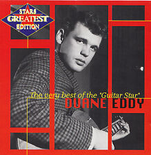 "DUANE EDDY - CD - THE VERY BEST OF THE ""GUITAR STAR"""