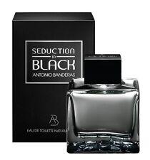Black Seduction Antonio Banderas EDT Eau De Toilette/Fragrance for Men 50ml