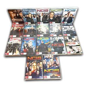 NCIS Complete TV Series DVD Boxset Seasons 1-17 - Region 4 - Rare Complete Set