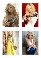 4 Country Music Singer Rhonda Vincent 5 x 7 / 5x7 GLOSSY 4 Photo Picture