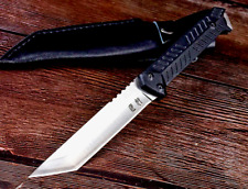 Tanto Knife Mini Samurai Hunting Tactical Combat Jungle Wild Military G10 Handle