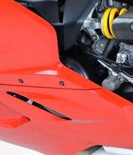 Couvre carter R&G Racing gauche (alternateur) noir Ducati 899 Panigale