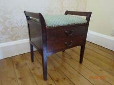 Wooden Stools Victorian Antique Furniture