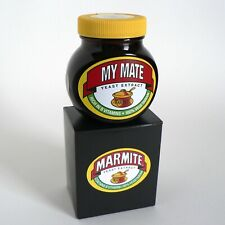 MY MATE MARMITE 250G JAR WITH GIFT PRESENTATION BOX STOCKING FILLER XMAS PRESENT