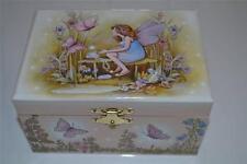 Girls Ballerina Jewellery Music Box, Fairy Toadstool, New! Ideal Gift! unwanted