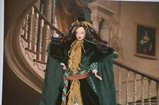Barbie Birthstone is Carol Burnett as Vivien Leigh as Scarlett O'Hara Doll