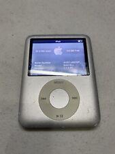 Apple iPod nano 3rd Generation Claasic SILVER (4 GB)