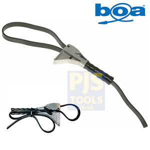 Boa aluminum strap wrench filter wrench 12inch 305mm oil filter wrench BOAALI