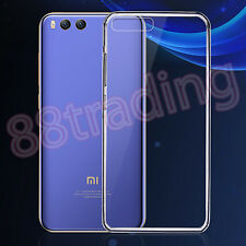 Ultra Thin Slim Clear Transparent Body Protection Gel Case for Xiaomi Mi 6