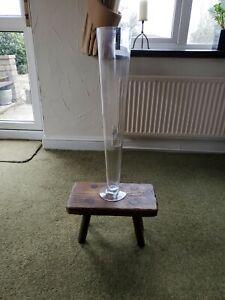 RAVENHEAD HANDMADE MOUTHBLOWN GLASS VASE NEW
