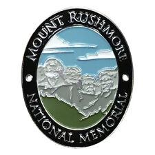 Mount Rushmore Walking Hiking Stick Medallion - South Dakota