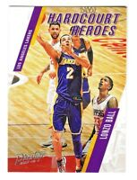 2017-18 Panini Prestige HARDCOURT HEROES #14 LONZO BALL RC Lakers QTY AVAILABLE