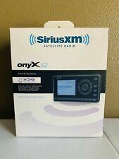 New ListingSirius Xm Satellite Radio Onyx Ez Radio Home Kit Xez1H1