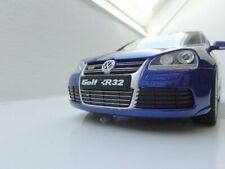 + VOLKSWAGEN VW Golf 5 R32 von OTTO in 1:18 blau NEU OT192