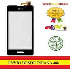 Pantalla Tactil Digitalizador Para LG Optimus L5 2 II ll E460 NEGRA NEGRO
