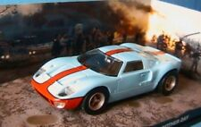 James Bond 007 Ford Gt40 Die Another Day 1 43 Echelle