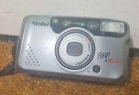 Rollei Prego Zoom Film Camera with Schneider Variogon 35-70mm Zoom Lens - B1