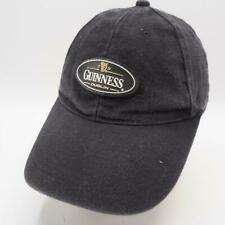 Guinness Charcoal//Black Harp Knit One Size Hat