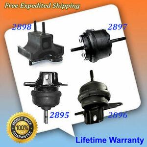 For 00-05 Buick Lesabre/ Pontiac Bonneville 3.8L Motor & Trans. Mount Set 4PCS