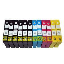 12 Tinte Patrone für Epson Stylus BX305FW BX320FW BX525WD BX625FWD SX235W SX435W