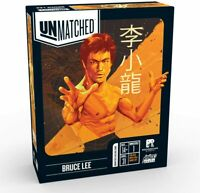 Unmatched: Bruce Lee Board Game Restoration Games NEW & SEALED