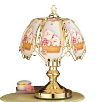 Cats Touch Lamp With Gold-Tone Base, by Collections Etc