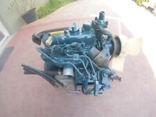 KUBOTA  / D722 ENGINE / 3 Cylinders 0.719cc 18HP
