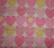 Nurse uniform scrub top xs small medium large xL 2x 3x 4x 5x PINK HEARTS