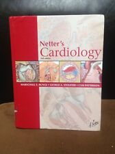 Netter's Cardiology 2E by Marschall S. Runge Hardcover Book (English) Free Ship