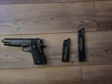 New listing Airsoft Elite force Full Metal 1911 Co2 Pistol (Read description)