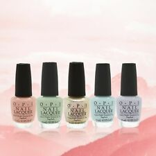 Opi Nail Lacquer Color Soft Shades Collection 0.5 oz - Select Color Brand New