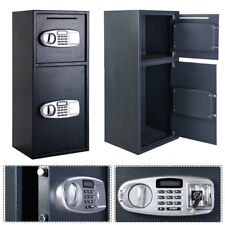 Home Office Large Electronic Fire Safe Lock Box Security Steel Fireproof Sentry