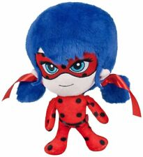 PELUCHES LADY BUG MIRACULOUS 20CM SUPER SOFT