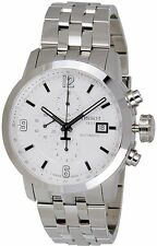 Tissot Men's T0554271101700 PRC 200 Analog Display Swiss Automatic Silver Watch