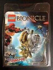 NYCC 2014 LEGO BIONICLE TAHU MASK EXCLUSIVE
