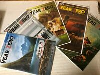YEAR ZERO (2020 AWA) #1 2 3 4 5 NM Full Run Comic Lot Resistance Low Print 1-5