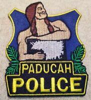KY Paducah Kentucky Police Patch