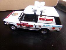RANGE ROVER CIRQUE PINDER voiture miniature 1/43 collection direkt