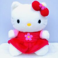 Vintage Sanrio Hello Kitty Plushy Plush doll Japan 2000 New