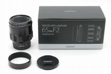 [A- Mint] Voigtlander Macro Apo-Lanthar 65mm f/2 Lens Sony E Mount JAPAN Y3711