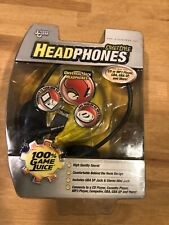 Dream Gear Street Style Headphones For GBA SP